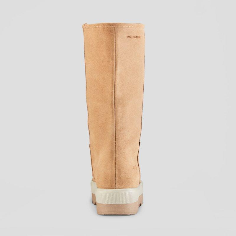 COUGAR SHOES VAIL - Suede Tall Boot - Boutique Bubbles
