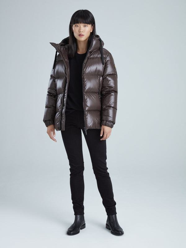 KANUK MOLLY - Straight-cut, hip-length jacket - Boutique Bubbles