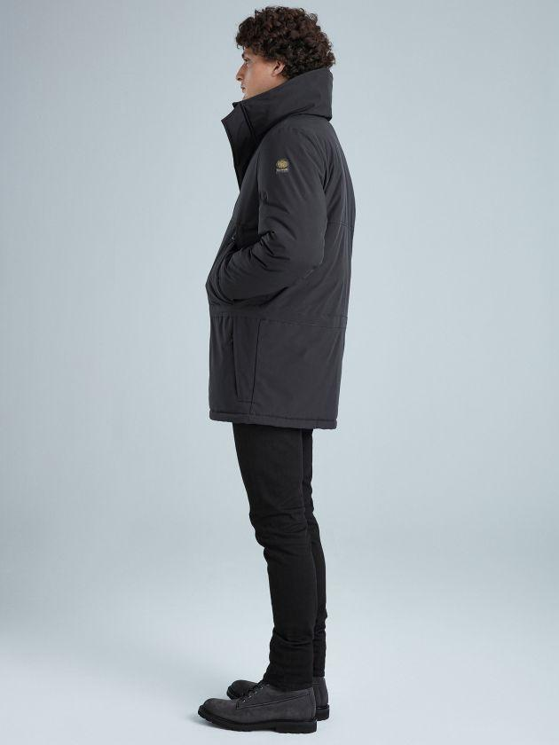 KANUK PATROUILLEUR - Straight-fit, thigh-length coat - Boutique Bubbles
