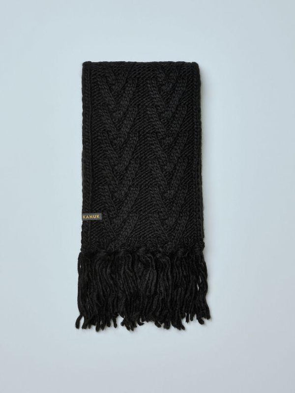 KANUK SCARF PROGRESSION 50% super-fine merino wool, 50% acrylic - Boutique Bubbles
