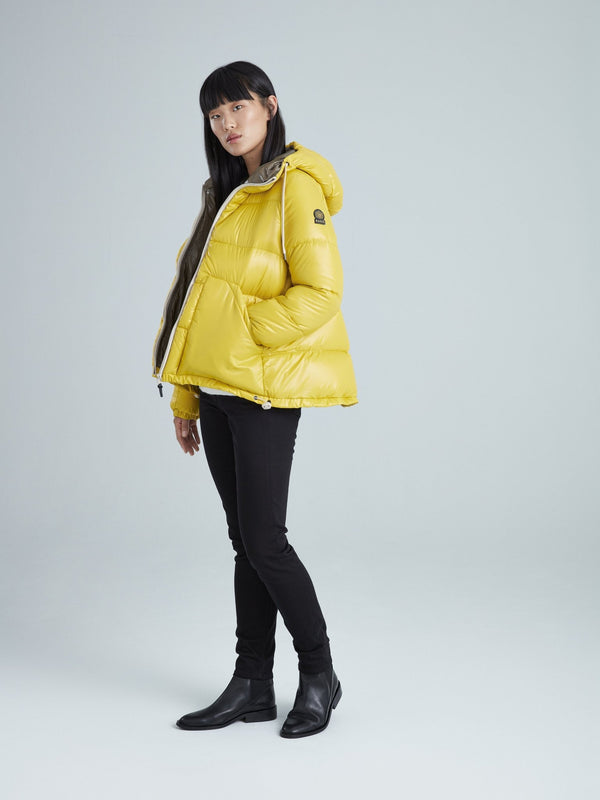 KANUK STUD - Semi-loose fit puffer - Boutique Bubbles