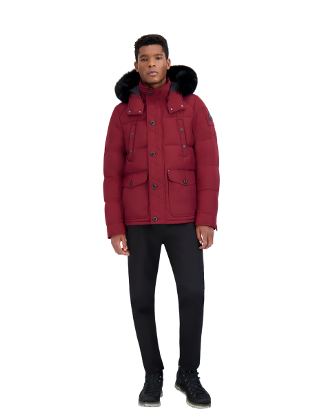 MOOSE KNUCKLES - ROUND ISLAND JACKET