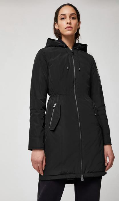 MACKAGE CASEY - LIGHTWEIGHT DOWN RAIN JACKET - Boutique Bubbles