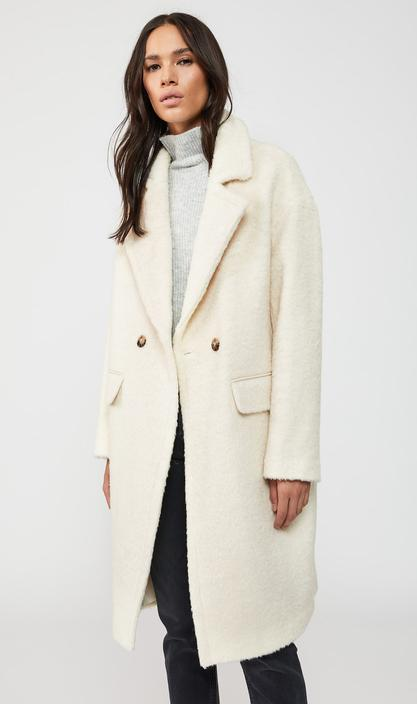 MACKAGE EVE - drop shoulder wool coat - Boutique Bubbles