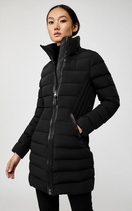 MACKAGE FARREN - lightweight down coat with removable hood - Boutique Bubbles
