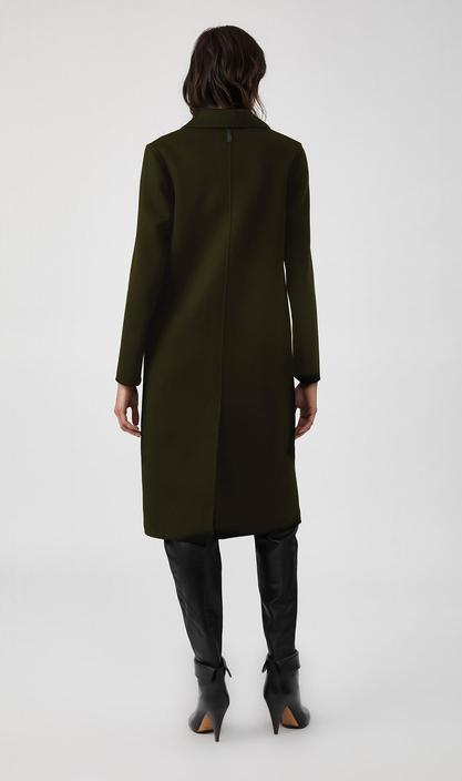 MACKAGE HENS - double-face wool coat with tailored collar - Boutique Bubbles