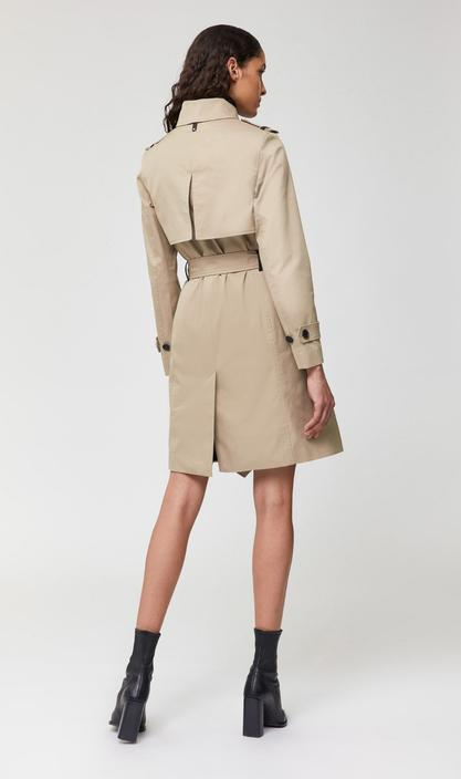 MACKAGE ISLA - 2-in-1 trench coat with removable down liner - Boutique Bubbles