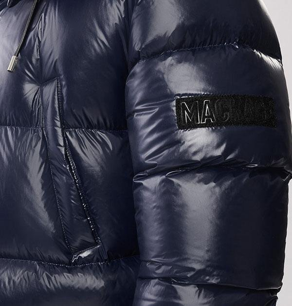 MACKAGE KENDRICK - down puffer with removable hood - Boutique Bubbles