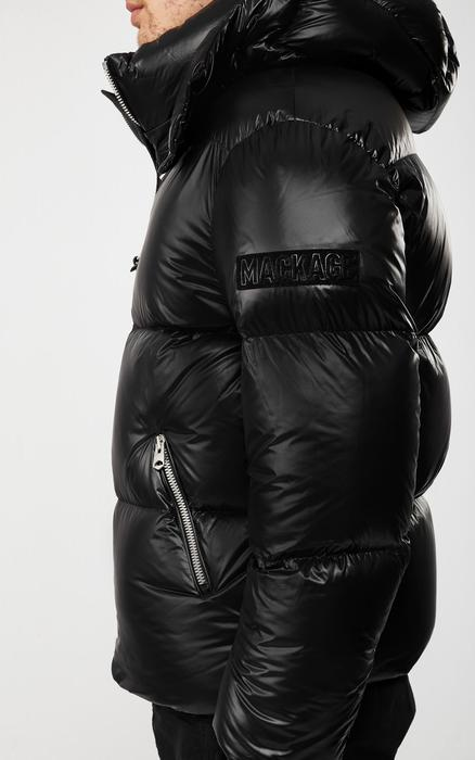 MACKAGE KENT - down puffer with removable hood - Boutique Bubbles