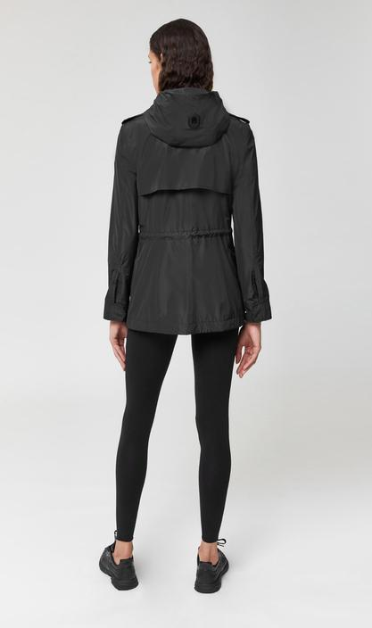 MACKAGE MELITA - rain jacket with removable hooded bib - Boutique Bubbles