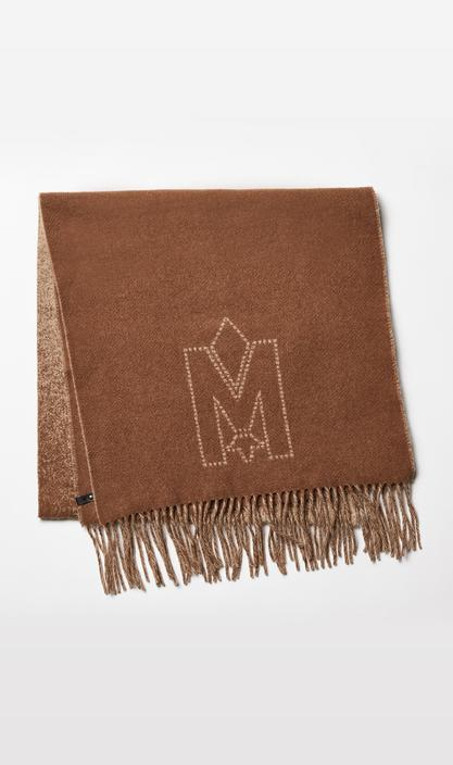 MACKAGE - MOLLY double-faced wool unisex scarf - Boutique Bubbles