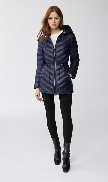 MACKAGE TARA - lightweight down jacket with drawcord waist - Boutique Bubbles