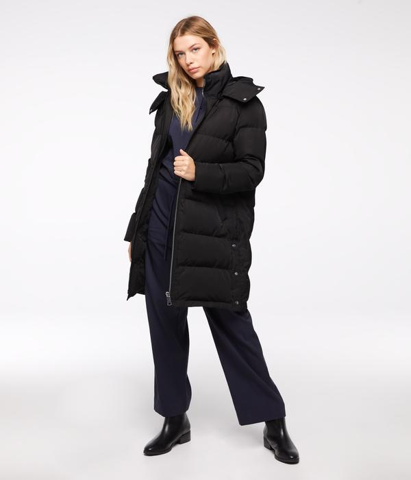 MATT&NAT GIADA PUFFER JACKET - Boutique Bubbles