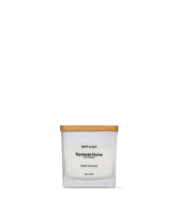 MATT&NAT NAMASTE HOME Candle - Boutique Bubbles