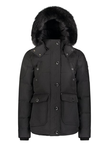 MOOSE KNUCKLES ANGUILLE JACKET - Boutique Bubbles