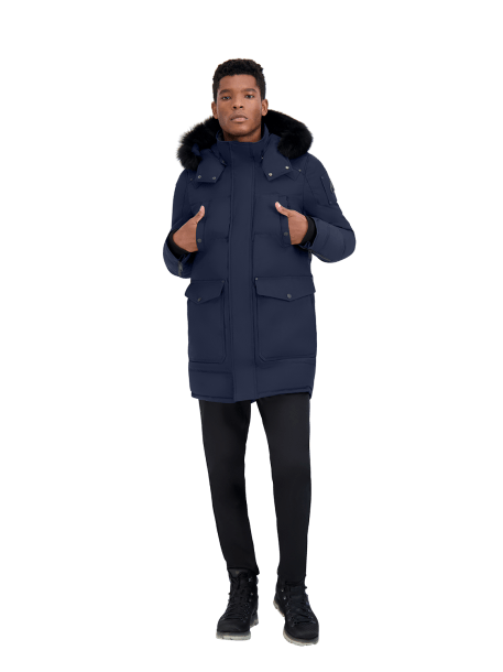 MOOSE KNUCKLES - BIG RIDGE PARKA - Boutique Bubbles
