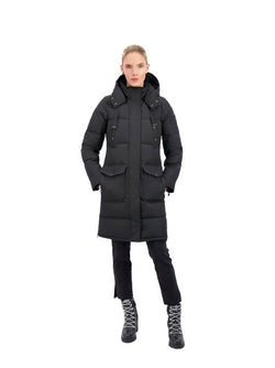 MOOSE KNUCKLES - BONAVENTURE PARKA - Boutique Bubbles