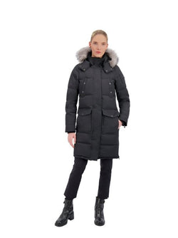 MOOSE KNUCKLES - CAUSAPSCAL PARKA - Boutique Bubbles