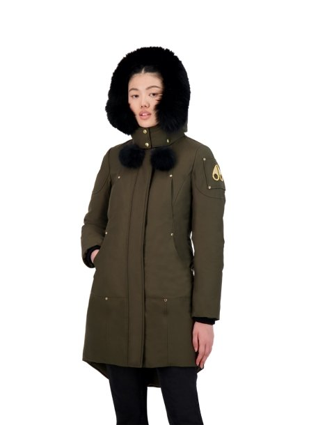 MOOSE KNUCKLES - GRAND METIS PARKA - Boutique Bubbles