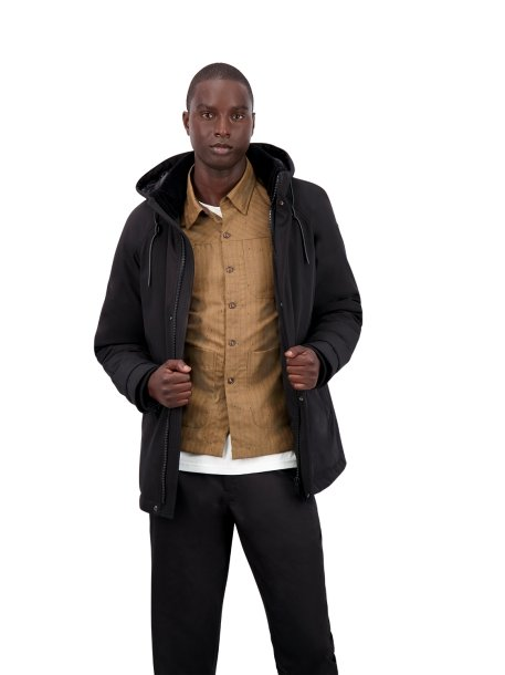 MOOSE KNUCKLES - HAVELOCK JACKET - Boutique Bubbles