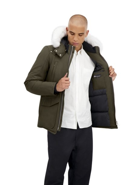 MOOSE KNUCKLES - PEARSON JACKET - Boutique Bubbles