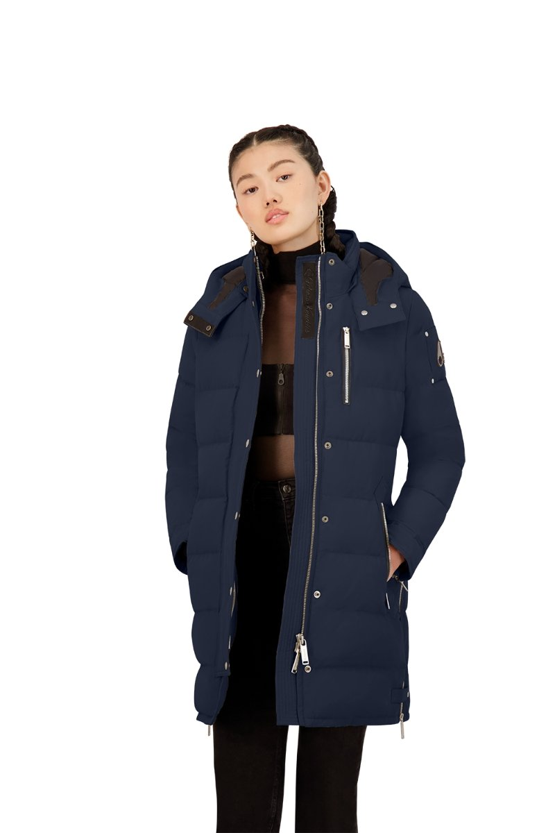 MOOSE KNUCKLES - TRINITY PARKA - Boutique Bubbles