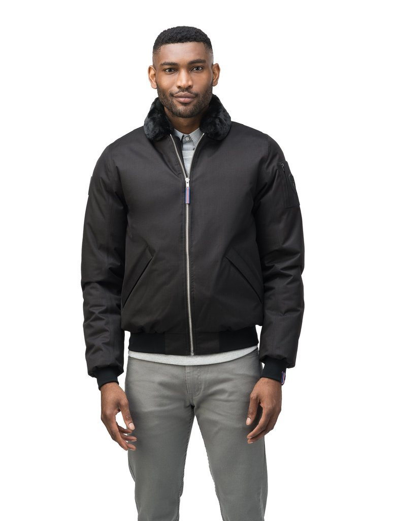 NOBIS ALPHA - PSG Men's Bomber Jacket - Boutique Bubbles