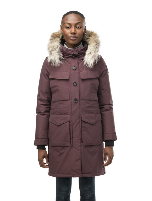NOBIS AVA - Ladies Parka - Boutique Bubbles
