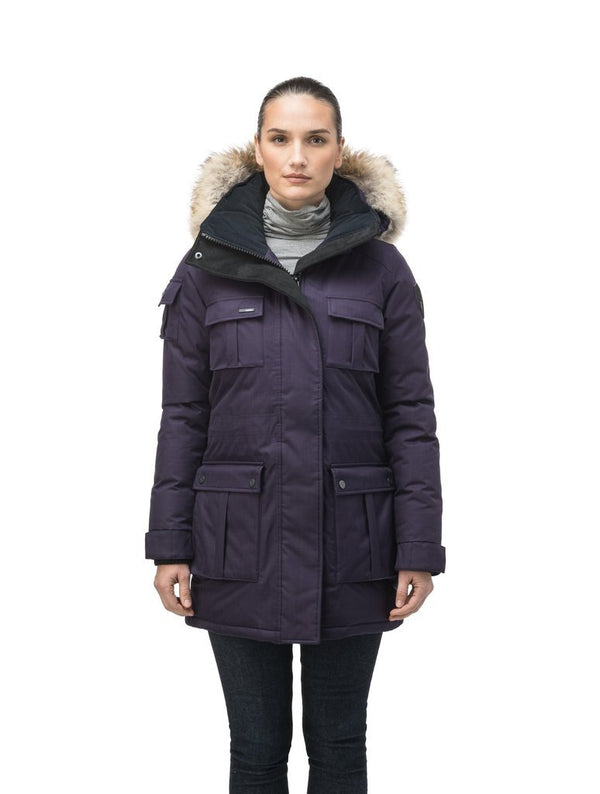 NOBIS CINDY - Ladies Parka - Boutique Bubbles