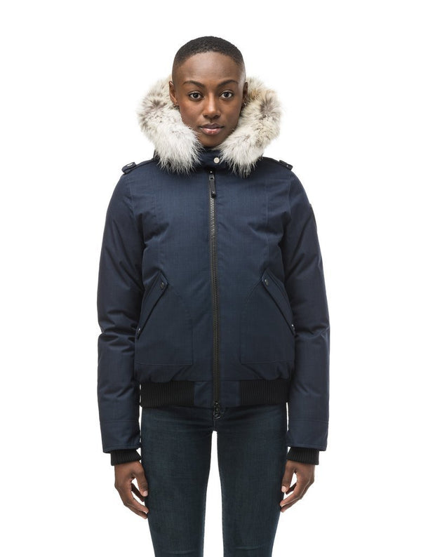 NOBIS HARLOW - Ladies Bomber Jacket - Boutique Bubbles