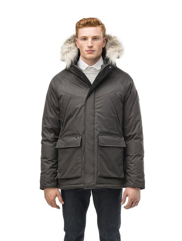 NOBIS HERITAGE Men's Parka - Boutique Bubbles