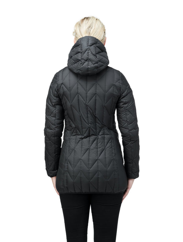 NOBIS HESTER - Ladies Quilted Hooded Insulator- FINAL SALES - Boutique Bubbles