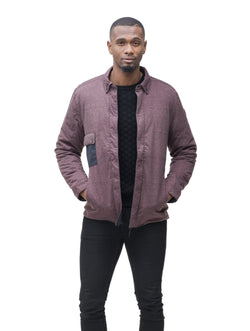 NOBIS JAMISON - Mens Shirt Jacket - FINAL SALES - Boutique Bubbles