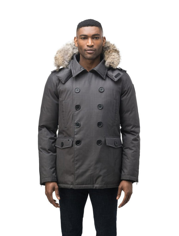 NOBIS KATO - Men's Peacoat - FINAL SALES - Boutique Bubbles