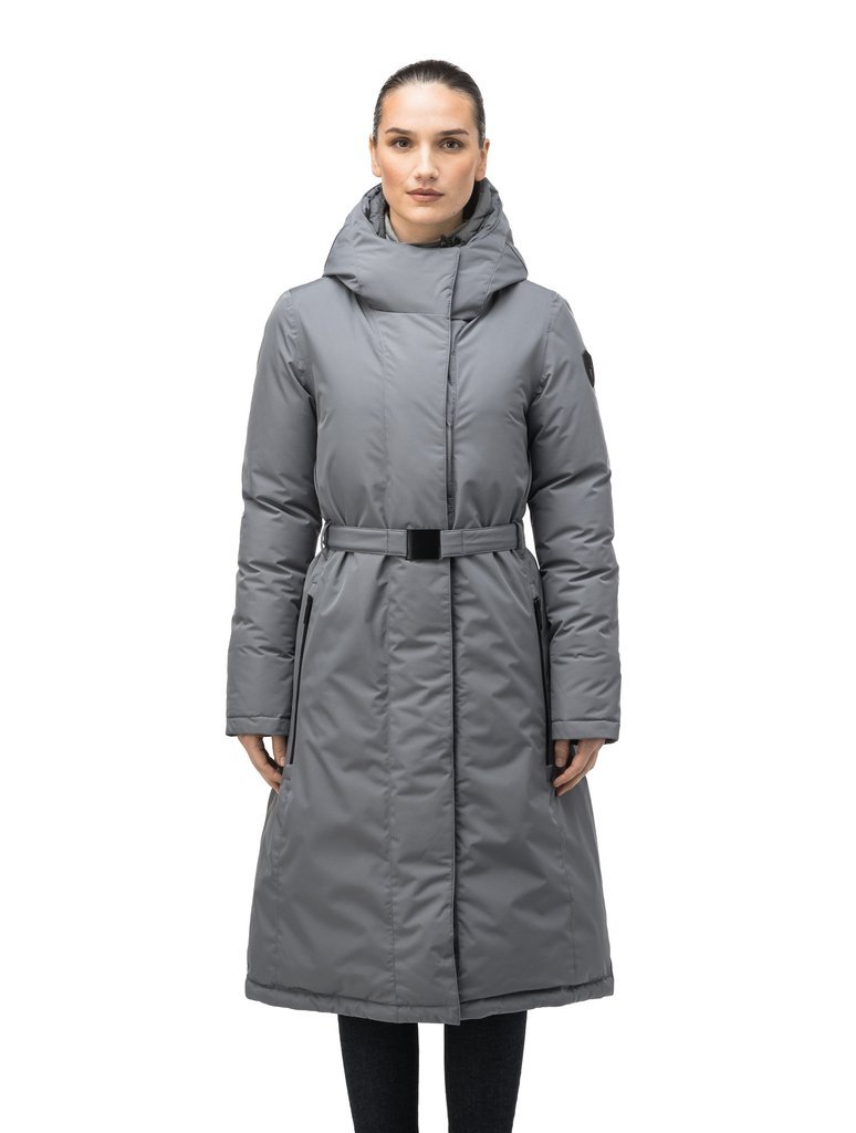 NOBIS LARA - Ladies Belted Parka - Boutique Bubbles