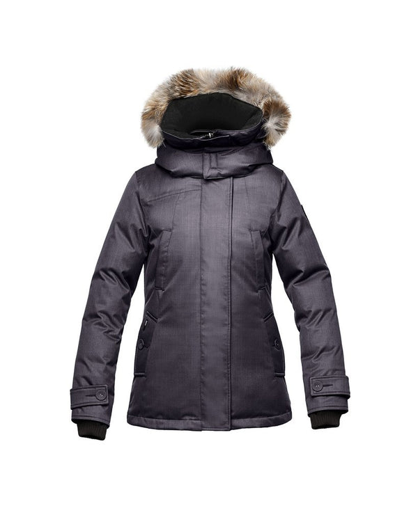 NOBIS LUNA - Ladies Hip Length Parka - FINAL SALE - Boutique Bubbles