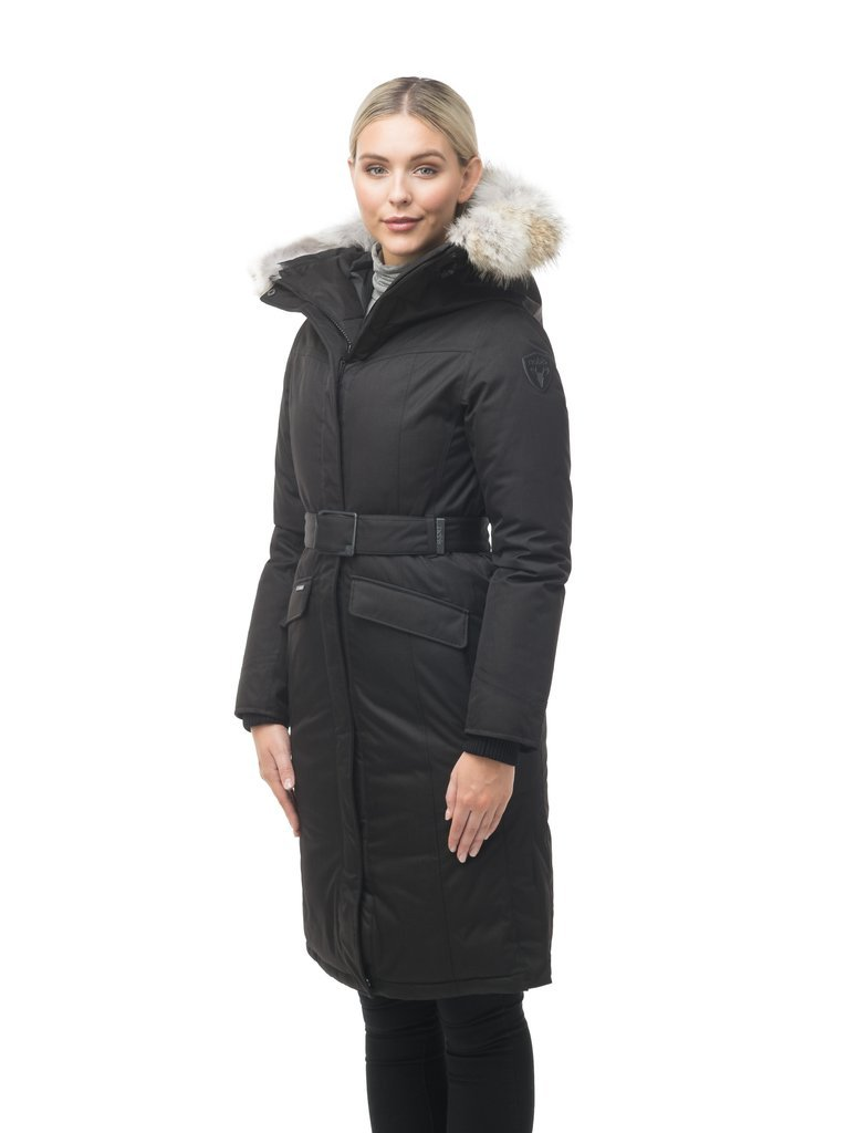 NOBIS MORGAN - Ladies Long Coat - Boutique Bubbles
