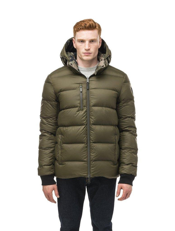 NOBIS OLIVIER - Men's Puffer Jacket - Boutique Bubbles