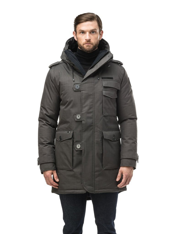 NOBIS SHELBY - Men's Military Parka - Boutique Bubbles