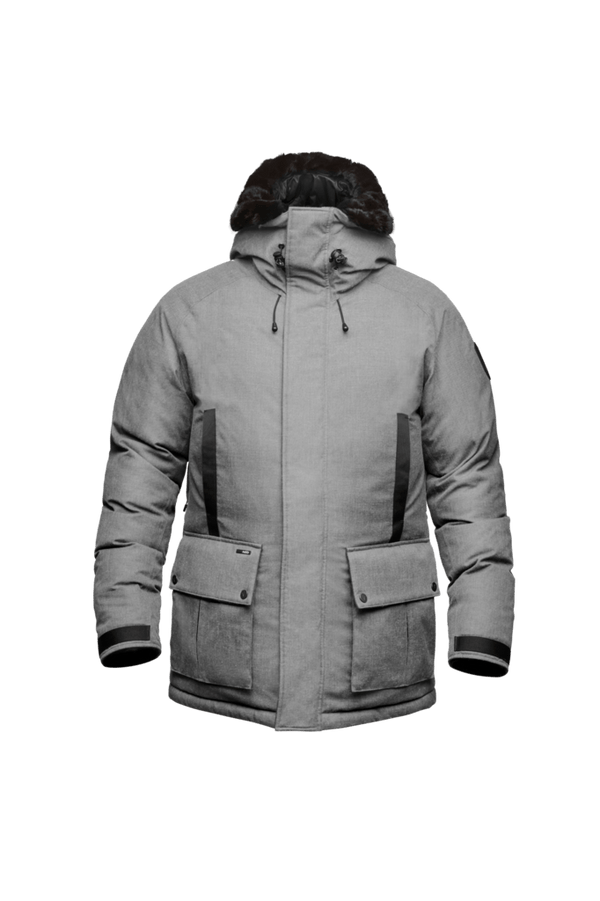 NOBIS SHORTY - Mens Parka - FINAL SALE - Boutique Bubbles