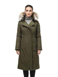 NOBIS STELLA - Ladies A-Line Trench - Boutique Bubbles