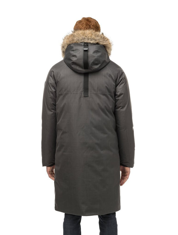 NOBIS WILL - Men's Knee Length Parka - Boutique Bubbles