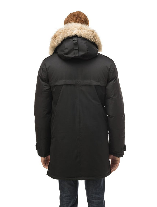 NOBIS YATESY - Men's Long Parka - Boutique Bubbles