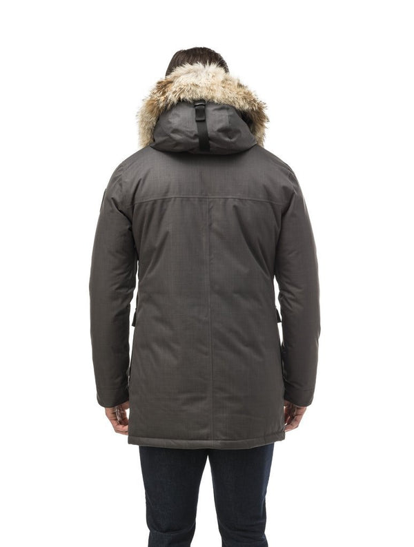 NOBIS YVES - Mens Parka - Boutique Bubbles