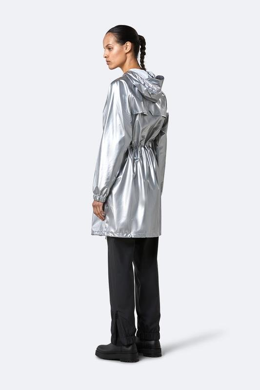RAINS Long W Jacket - Boutique Bubbles