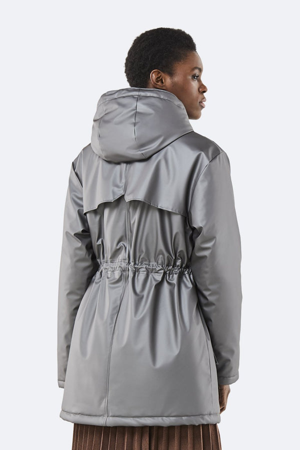 RAINS Padded Parka - Boutique Bubbles