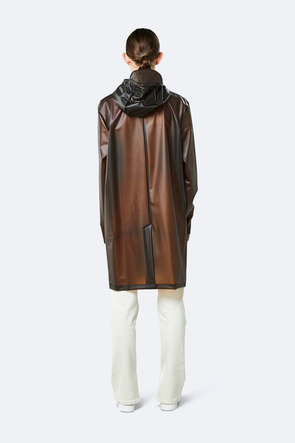 RAINS Transparent Hooded Coat - Boutique Bubbles