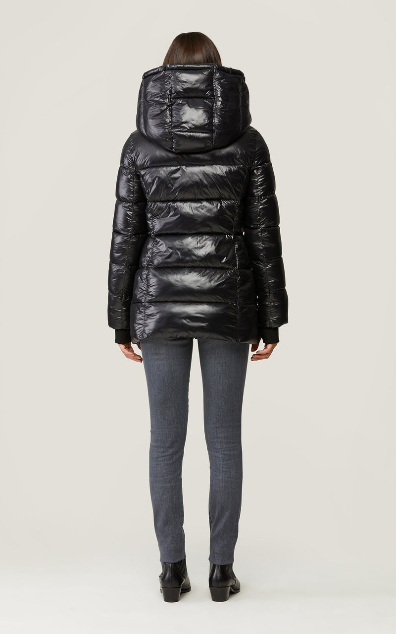 SOIA&KYO ALITA - semi-fitted jacket - Boutique Bubbles