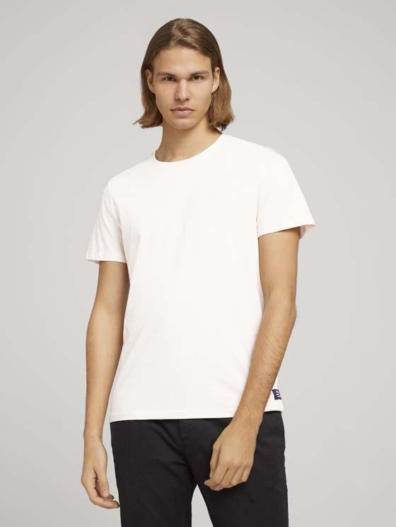 TOM TAILOR - Basic T-shirt - Boutique Bubbles