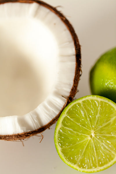 Coconut + Lime